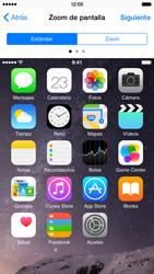 Apple iPhone 6 iOS 8 - Primeros pasos - Activar el equipo - Paso 22