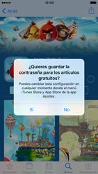Apple iPhone 6s iOS 10 - Aplicaciones - Descargar aplicaciones - Paso 17