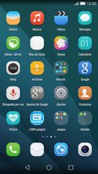 Huawei Ascend G7 - MMS - Configurar el equipo para mensajes de texto - Paso 3