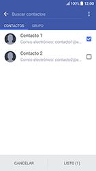 HTC 10 - E-mail - Escribir y enviar un correo electrónico - Paso 7