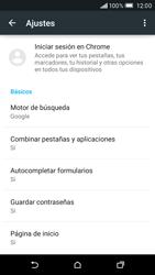 HTC One M9 - Internet - Configurar Internet - Paso 24