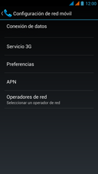 Wiko Stairway - Internet - Activar o desactivar la conexión de datos - Paso 6