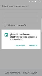 Samsung Galaxy S7 Edge - E-mail - Configurar Outlook.com - Paso 8