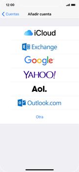 Apple iPhone X - E-mail - Configurar correo electrónico - Paso 5