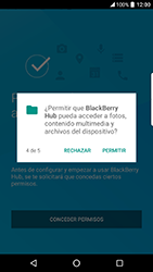 BlackBerry DTEK 50 - E-mail - Configurar Yahoo! - Paso 9