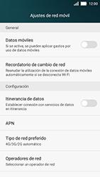 Huawei Y5 - Internet - Activar o desactivar la conexión de datos - Paso 6