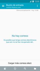Samsung G900F Galaxy S5 - E-mail - Configurar Yahoo! - Paso 4