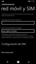 Microsoft Lumia 640 - Internet - Configurar Internet - Paso 6