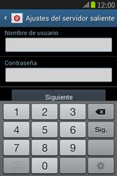 Samsung S6310 Galaxy Young - E-mail - Configurar correo electrónico - Paso 16