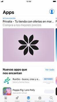 Apple iPhone 7 Plus iOS 11 - Aplicaciones - Descargar aplicaciones - Paso 5