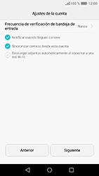 Huawei Y6 (2017) - E-mail - Configurar Yahoo! - Paso 8