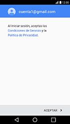 LG K10 (2017) - E-mail - Configurar Gmail - Paso 12