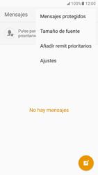 Samsung Galaxy S7 - MMS - Configurar el equipo para mensajes de texto - Paso 5