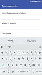 HTC 10 - E-mail - Configurar correo electrónico - Paso 8