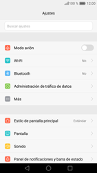 Huawei P9 - Connection - Conectar dispositivos a través de Bluetooth - Paso 4