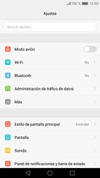 Huawei P9 - MMS - Configurar el equipo para mensajes multimedia - Paso 4