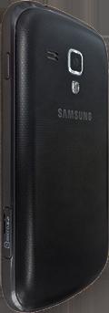Samsung S7560 Galaxy Trend - Primeros pasos - Quitar y colocar la batería - Paso 5