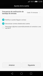 Huawei Ascend G7 - E-mail - Configurar Yahoo! - Paso 7