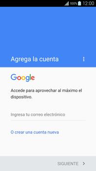 Samsung N910F Galaxy Note 4 - E-mail - Configurar Gmail - Paso 8