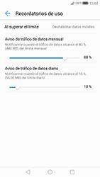 Huawei P10 - Internet - Ver uso de datos - Paso 9
