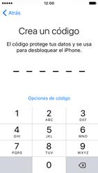 Apple iPhone SE - Primeros pasos - Activar el equipo - Paso 14