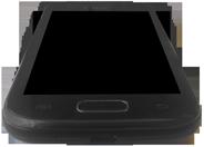 Samsung I8160 Galaxy Ace II - Primeros pasos - Quitar y colocar la batería - Paso 9