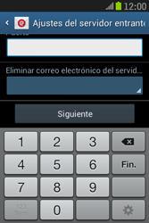 Samsung S6310 Galaxy Young - E-mail - Configurar correo electrónico - Paso 11
