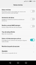Huawei Y6 (2017) - Internet - Activar o desactivar la conexión de datos - Paso 6