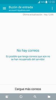 Samsung N910F Galaxy Note 4 - E-mail - Configurar Yahoo! - Paso 4
