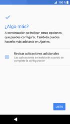 Sony Xperia XZ1 - Primeros pasos - Activar el equipo - Paso 19