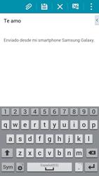 Samsung G900F Galaxy S5 - E-mail - Escribir y enviar un correo electrónico - Paso 10