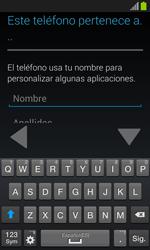 Samsung I8260 Galaxy Core - Primeros pasos - Activar el equipo - Paso 14
