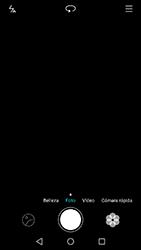 Huawei Y6 (2017) - Red - Uso de la camára - Paso 11