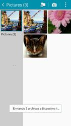 Samsung A500FU Galaxy A5 - Connection - Transferir archivos a través de Bluetooth - Paso 16