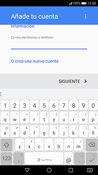 Huawei P10 Plus - E-mail - Configurar Gmail - Paso 9