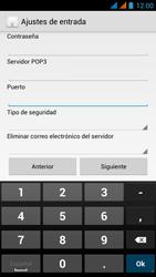 Wiko Stairway - E-mail - Configurar correo electrónico - Paso 11