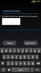 Samsung I9300 Galaxy S III - Primeros pasos - Activar el equipo - Paso 17
