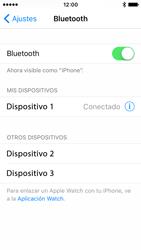 Apple iPhone SE - Connection - Conectar dispositivos a través de Bluetooth - Paso 7