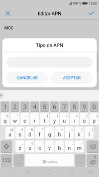 Huawei Mate 9 - MMS - Configurar el equipo para mensajes multimedia - Paso 12