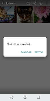 LG Q6 - Connection - Transferir archivos a través de Bluetooth - Paso 10