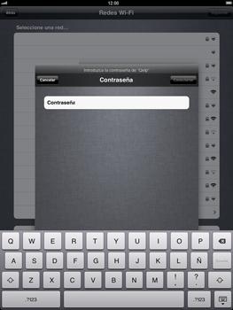 Apple iPad 2 - Primeros pasos - Activar el equipo - Paso 7