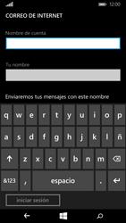 Microsoft Lumia 640 - E-mail - Configurar correo electrónico - Paso 11