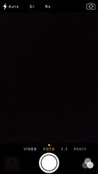 Apple iPhone 5s - Red - Uso de la camára - Paso 4