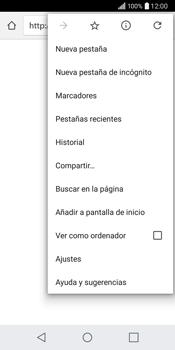 LG Q6 - Internet - Configurar Internet - Paso 22