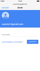 Apple iPhone 6 iOS 10 - E-mail - Configurar Gmail - Paso 7