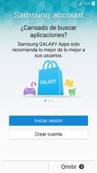 Samsung A500FU Galaxy A5 - Primeros pasos - Activar el equipo - Paso 12