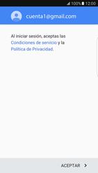 Samsung Galaxy S7 Edge - E-mail - Configurar Gmail - Paso 14