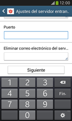Samsung S7580 Galaxy Trend Plus - E-mail - Configurar correo electrónico - Paso 10