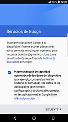 BlackBerry DTEK 50 - E-mail - Configurar Gmail - Paso 14