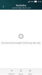 Huawei Y5 - E-mail - Configurar Outlook.com - Paso 13